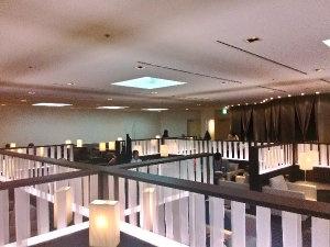 ANA Lounge NRT