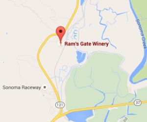 RamsGate Map