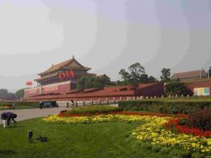 008 Tiananmen Gate