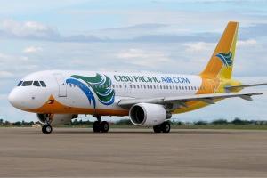 CebPac Plane