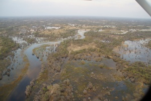 Okavango Flight2