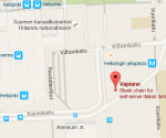 HEL Vapiano Map