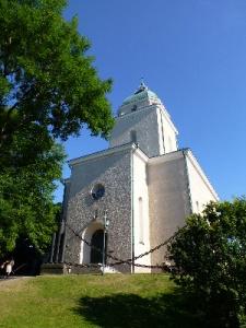 HEL Suomenlinna Church