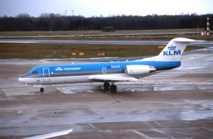 KLM Focker70