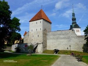 TAL19 Castel Wall n Tower