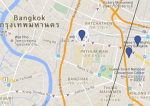 BKK Map MercureSiam