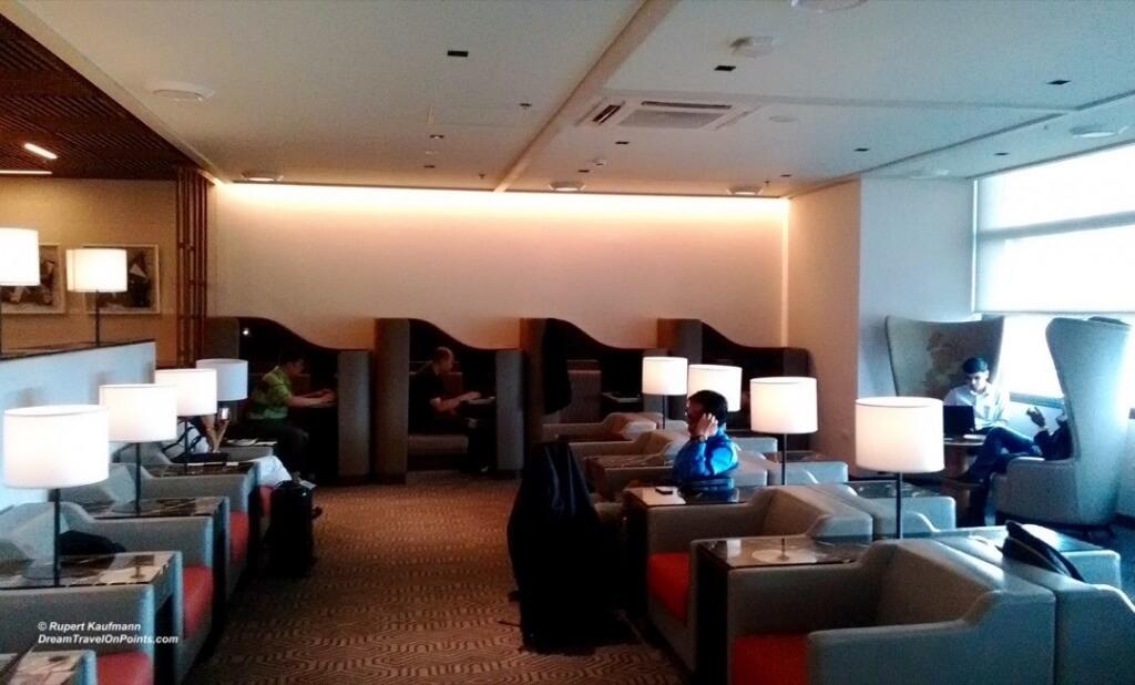 SQ Lounge MNL - 1
