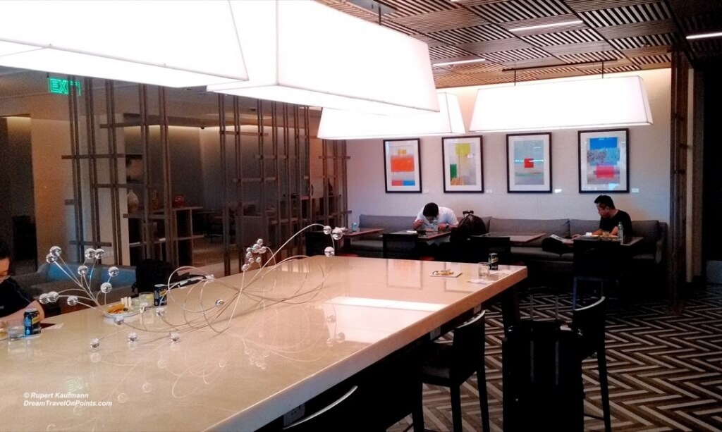 SQ Lounge MNL - 2