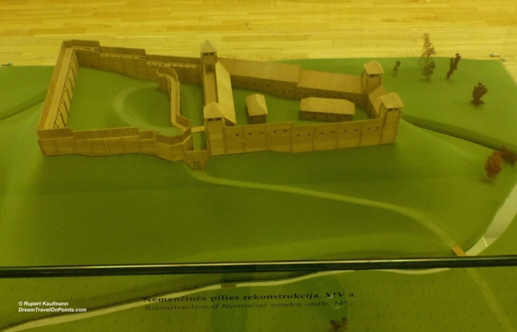 VIL National Museum Fort Model