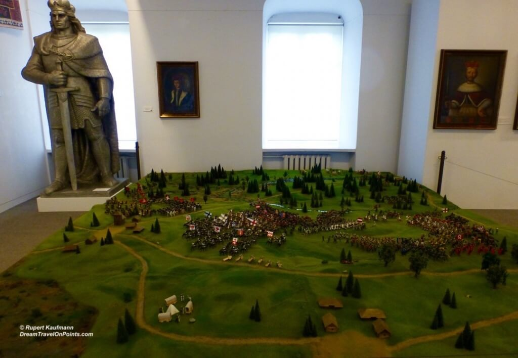 VIL National Museum Model Battle