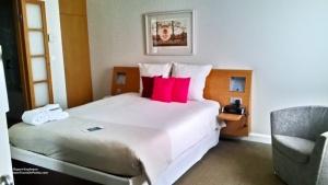 VIL Novotel Bed