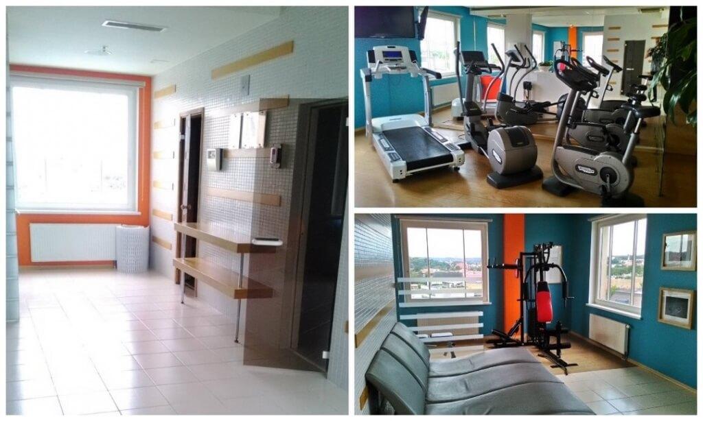 VIL Novotel Gym c