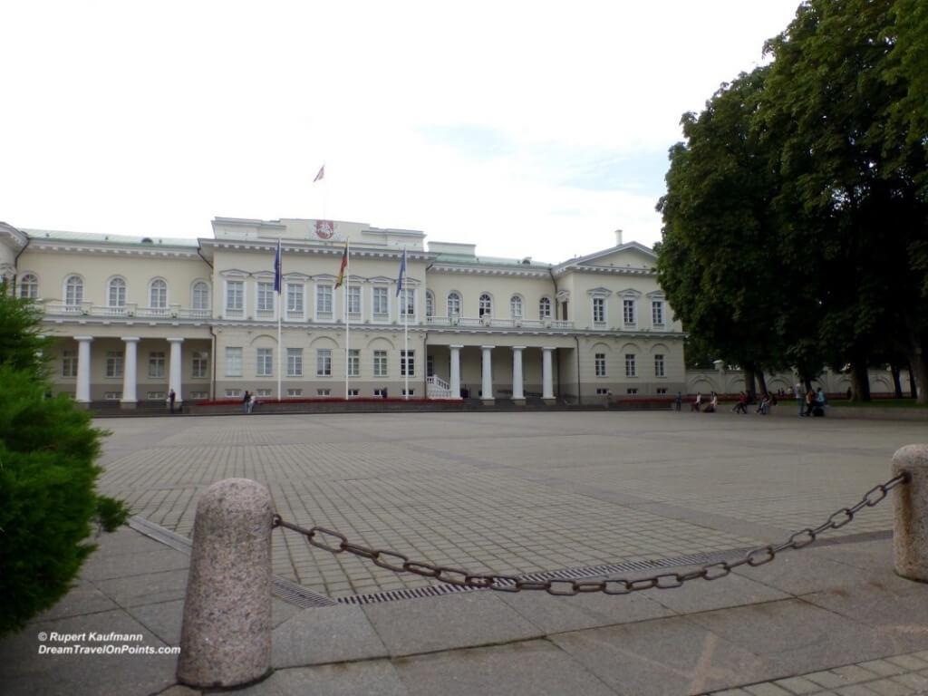 VIL Presidential Palace 1