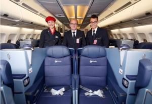 AirBerlin BusinessCabin