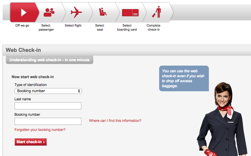 AirBerlin website