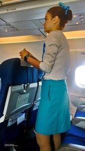 BangkokAir Economy - 1