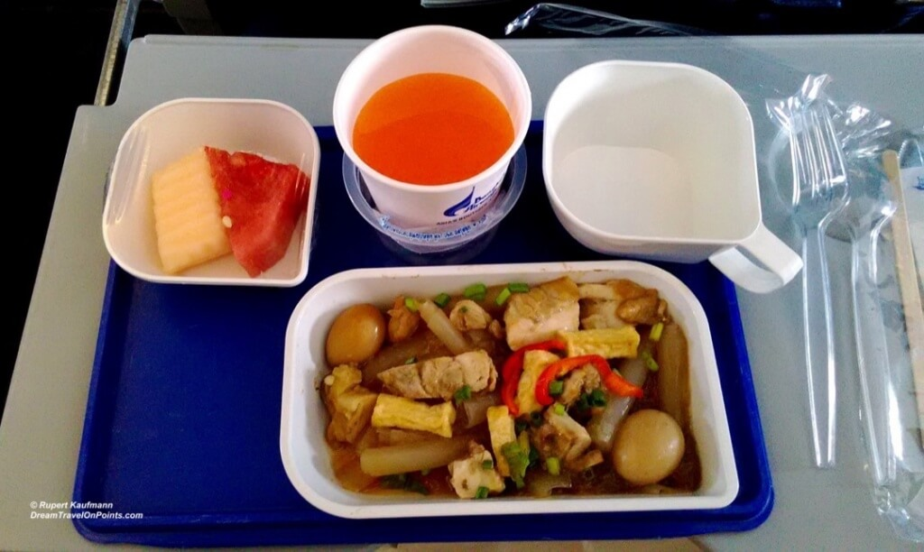 BangkokAir Economy - 3