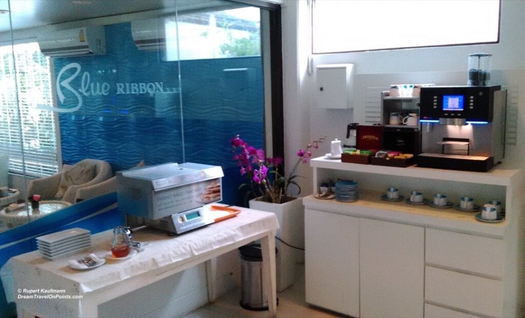 BangkokAir Lounge USM - 2