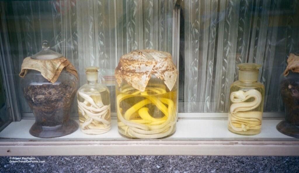 HKG Snakes