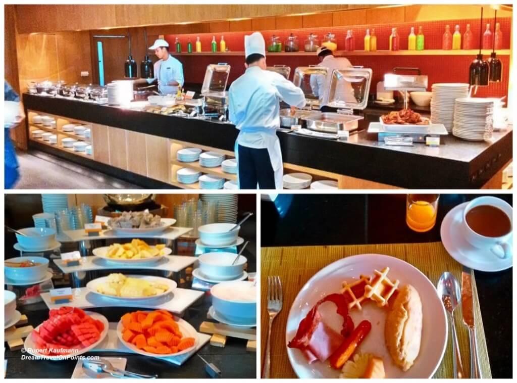 HUA Amari Breakfast c