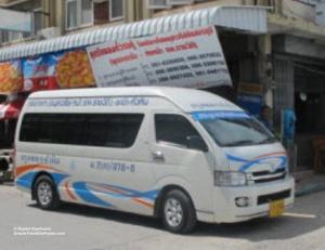 HUA Minivan