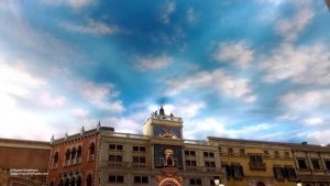 MAC Venetian Interior Sky