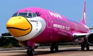 NokAir Plane