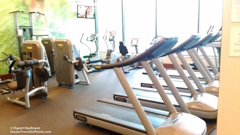 WAR Westin Gym