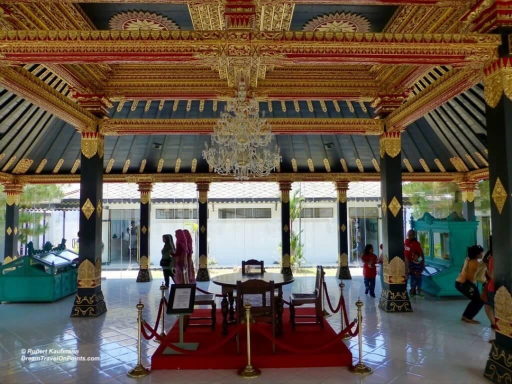 YOG Palace Hall