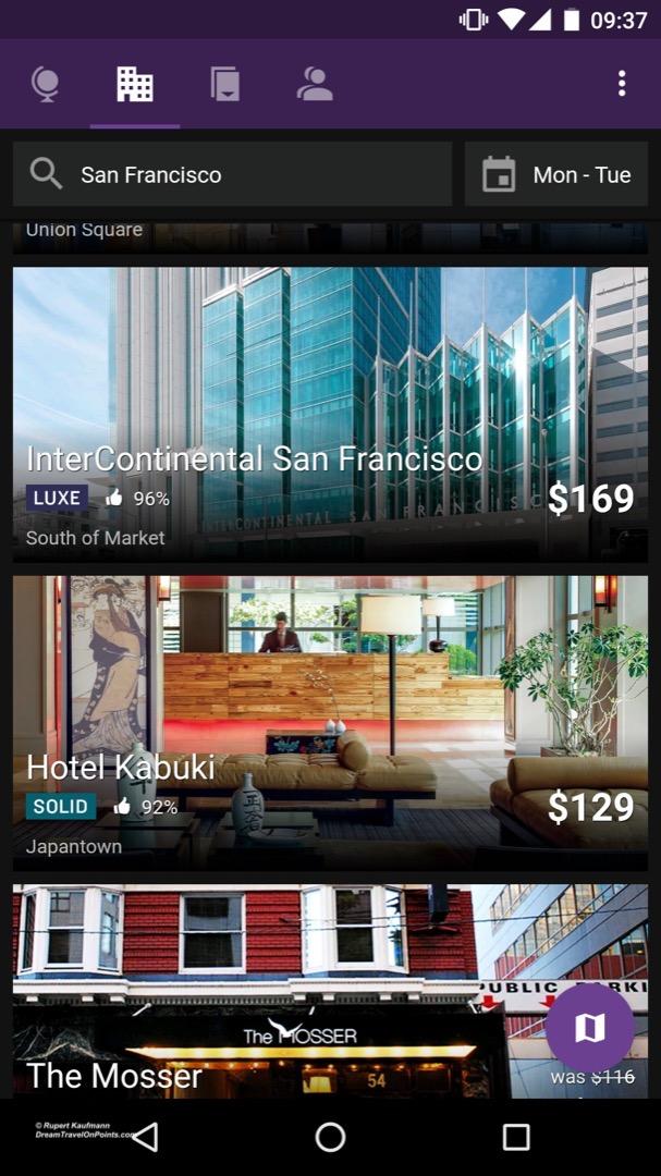 last minute hotel bookings